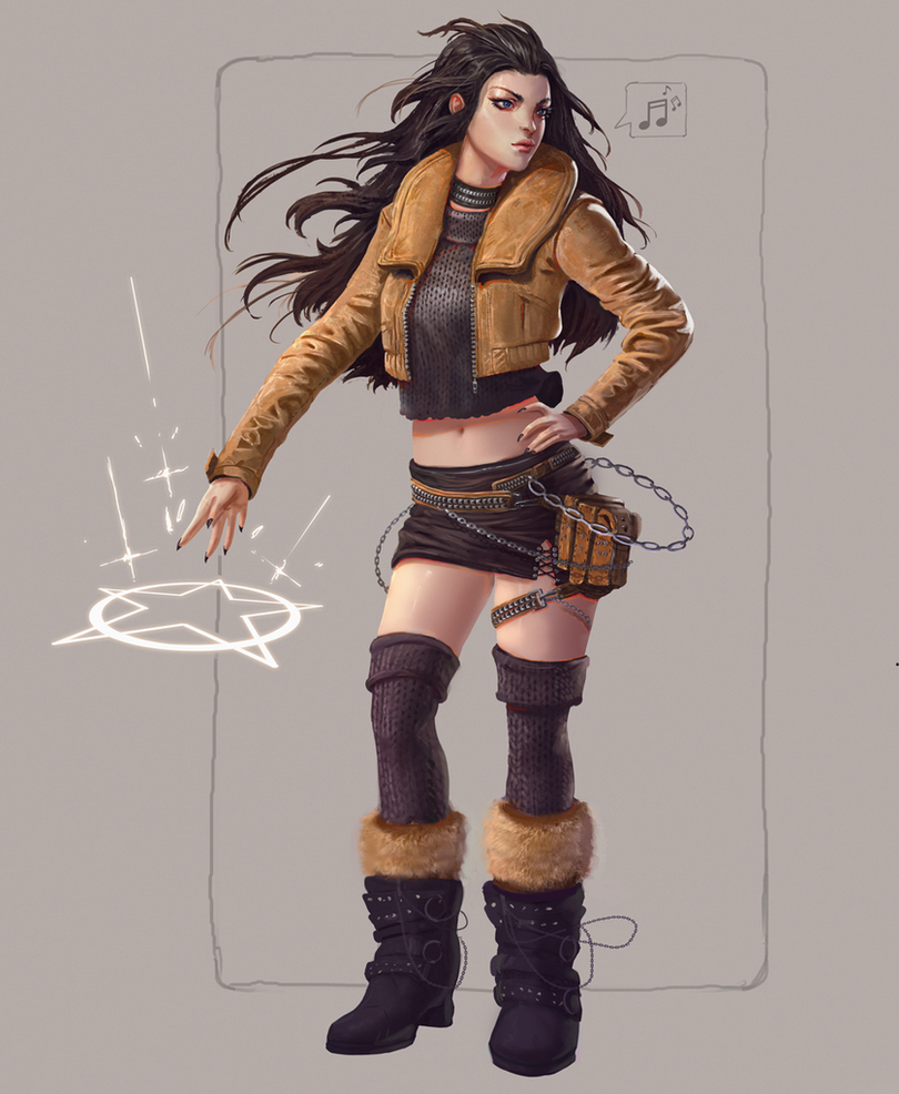 Rina Redesign by 3issa by Jotarion