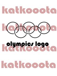 Olympics Logo by KatkoOota