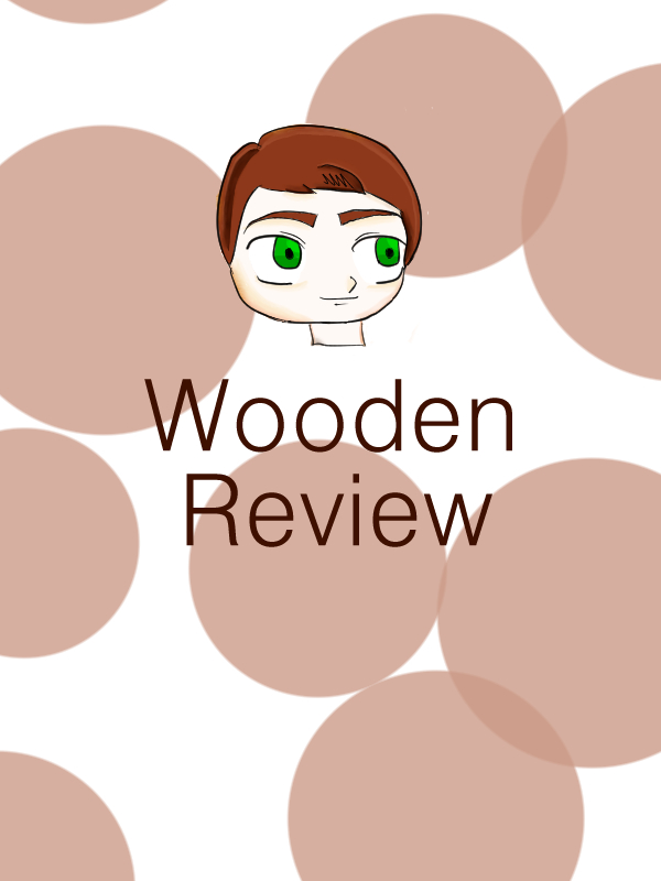 WoodenReview cover art by WoodenGecko