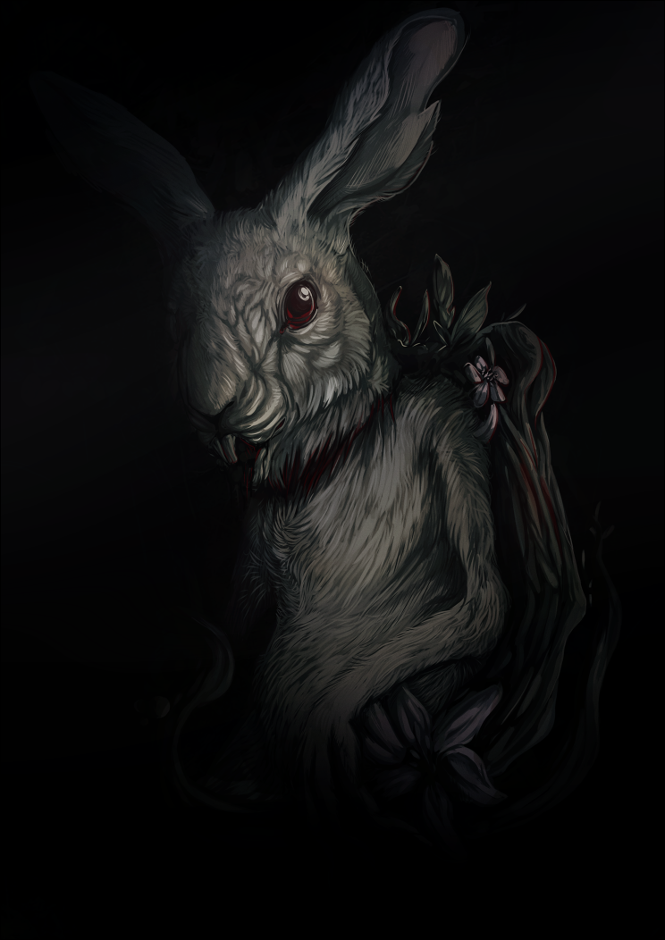 A Rabbit King by MrDarwenstreet