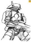 ::Fire Warrior 30MS::