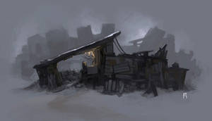 :Outbuilding: by martinhoulden