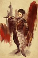 Sparrowhawk by martinhoulden