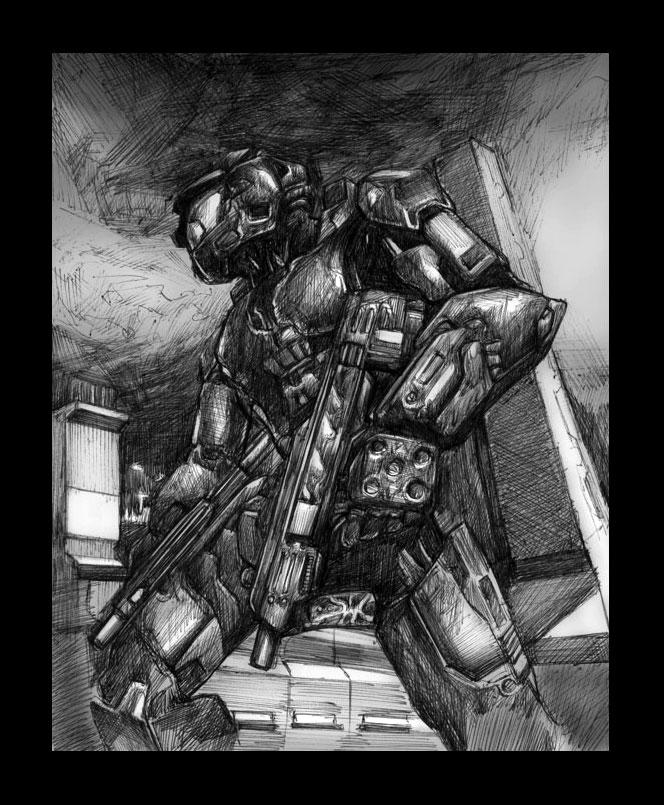 Halo Live Wallpaper: ::Halo 2:: By Martinhoulden On DeviantArt