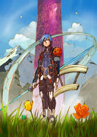 Phantasy Star Online 2 by martinhoulden