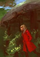 Wandercoat by martinhoulden