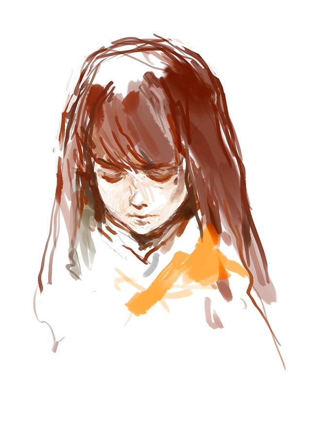 Orange by martinhoulden