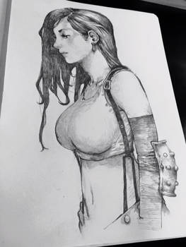 I did another Tifa