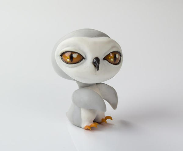 Owl by Gogolle