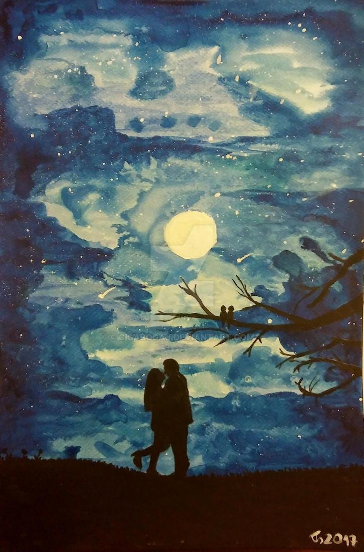 Love Night by cicabogaj