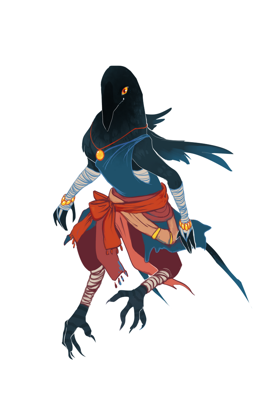 Crowcrow by yansusi