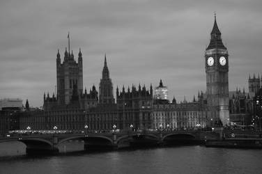 Big Ben by REN703