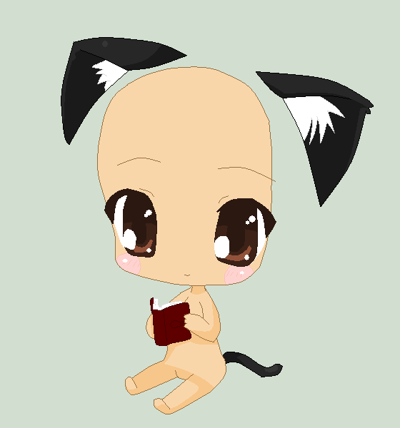 Base 024 Chibi Neko Girl by BritishBases on DeviantArtAnime Chibi Neko Base