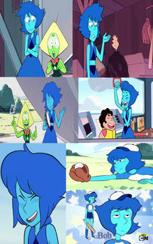 Poster: Lapis Lazuli Moments
