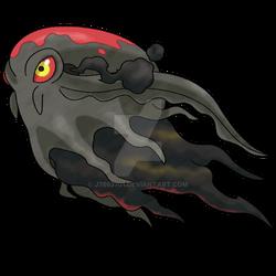Smogopus_Flying Form (Hedorah)