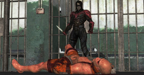 Injustice Year 5 Damian's Revenge by WildGold