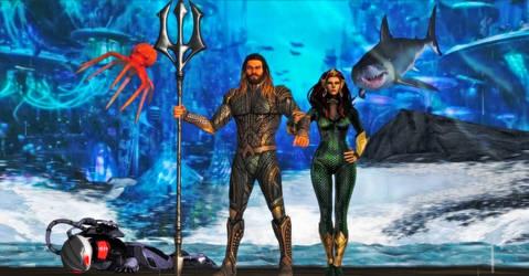 Aquaman: King Of Atlantis by WildGold