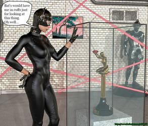 Catwoman's Museum Adventures