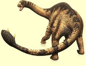 Shunosaurus by Strikerprime