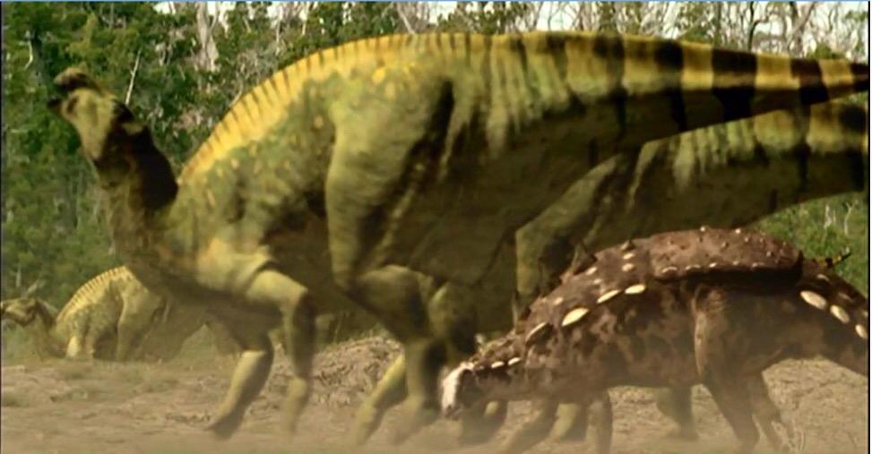 Iguanodon by Strikerprime