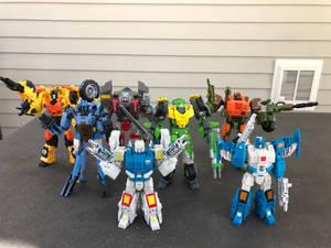 Transformers Wreck N Rule!