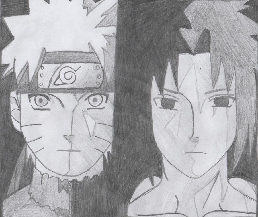 Naruto... Sasuke... by myownlittleworld247