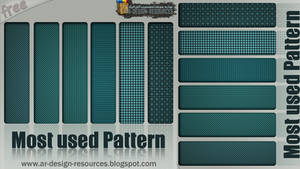 Most used Pattterns