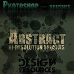 16 Abstract Brushes