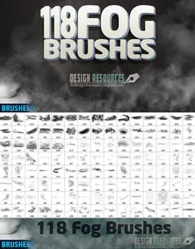 118 Fog Brushes