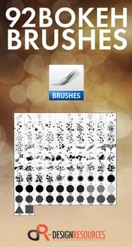 92 Bokeh Brushes