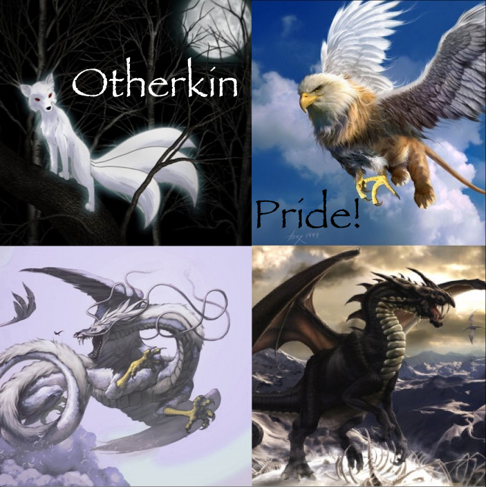 OtherKin Pride- Believe in yourself by moonrays138