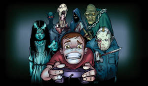Horror and Games