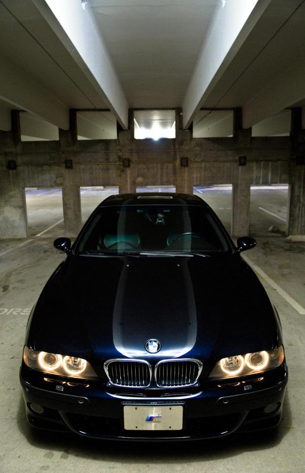 Fs 2002 E39 M5 Carbon Black Black Aluminum Interior