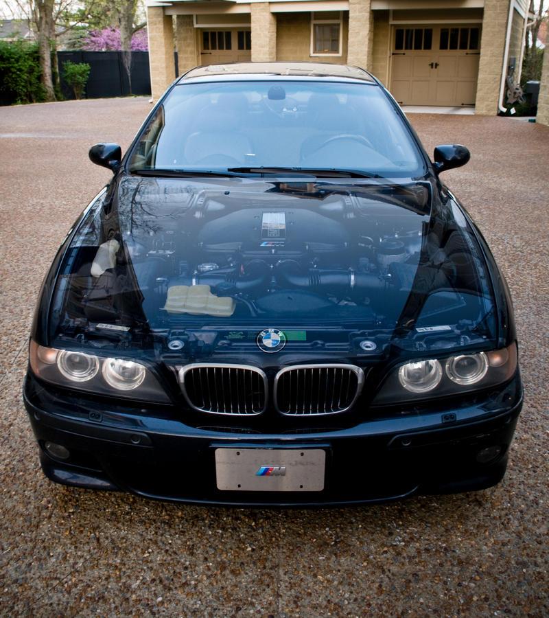FS: 2002 E39 M5 Carbon Black, Black/Aluminum Interior