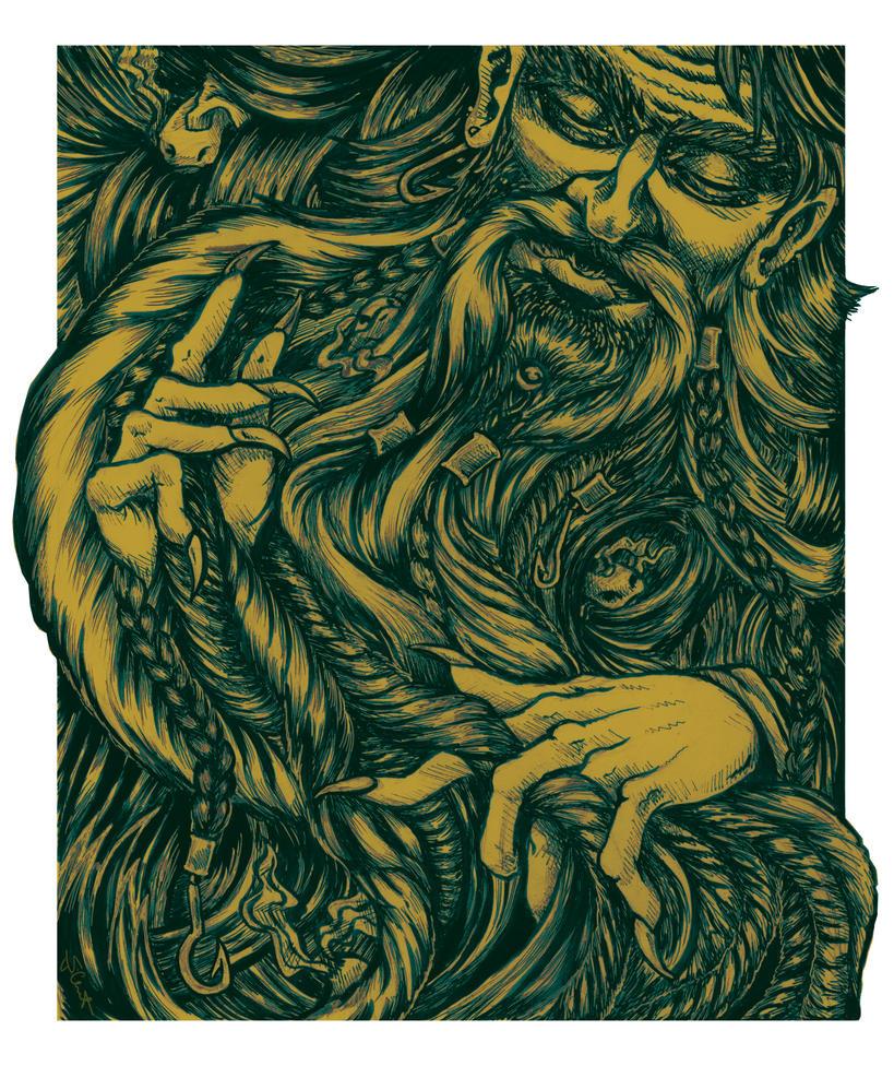 Seafarer's Beard by TabathaZee