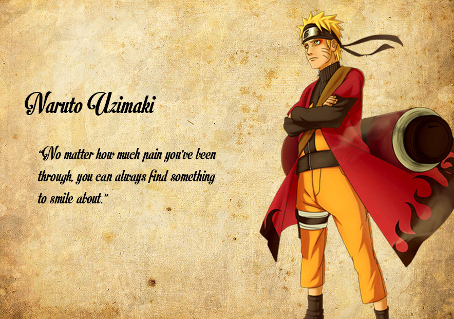 Lessons of Anime - Naruto Uzimaki by The-Silver-Kinq on ...