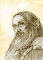 Dwarf by GreenSprite