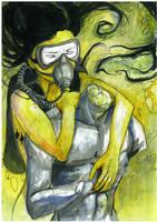 diver by GreenSprite
