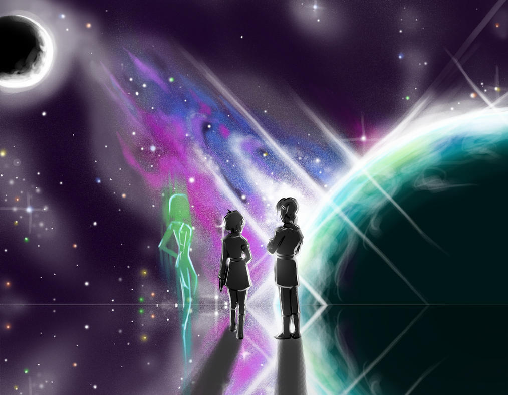 Galaxyrise by Sephrenia0110