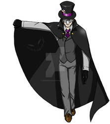 Commission: Magician