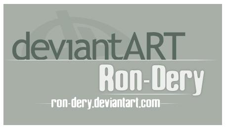 deviantART - ron-dery by Ron-Dery
