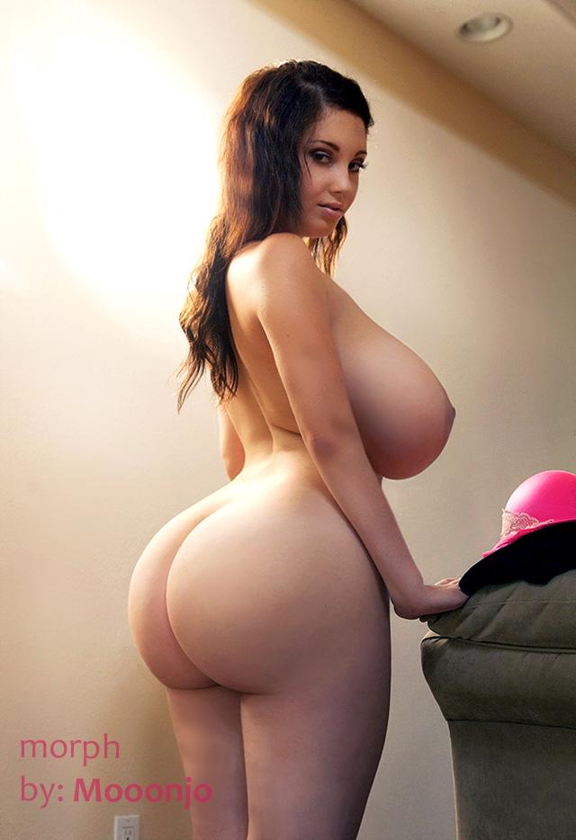огромные бёдра баб