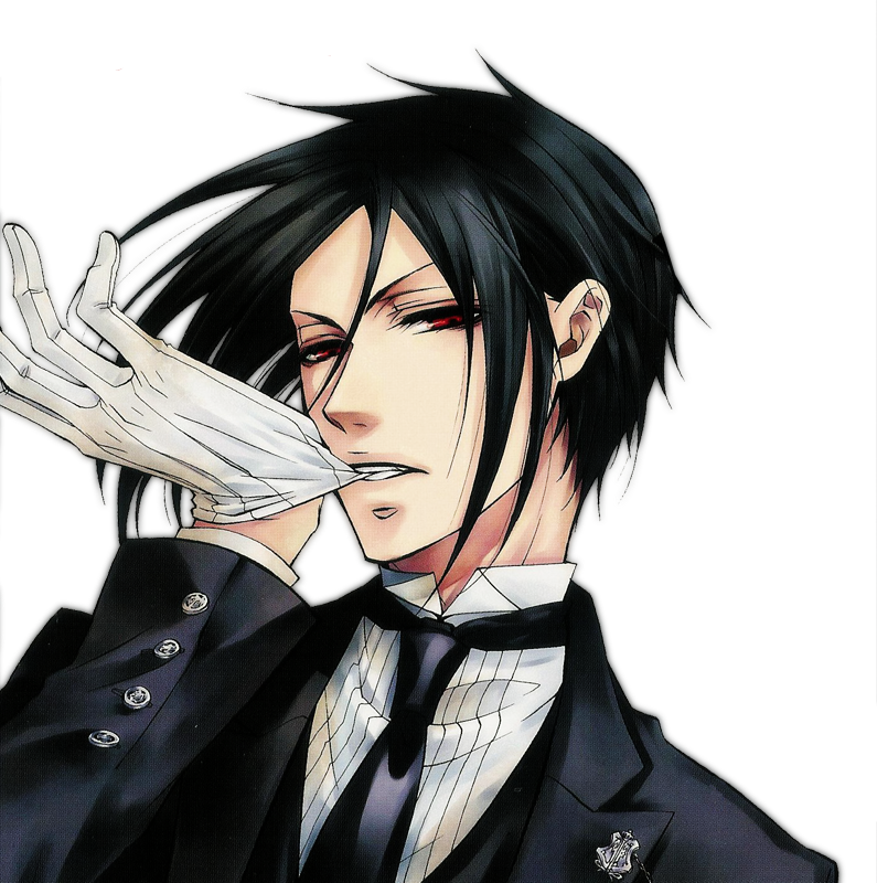Sebastian black butler sexy