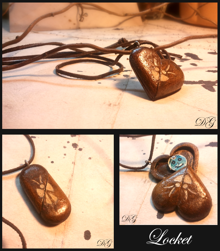 Illusionist locket for sale by gumex on deviantart illusionist locket for sale by gumex aloadofball Image collections