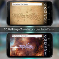 Let's make the Gallifreyan even cooler! by gumex