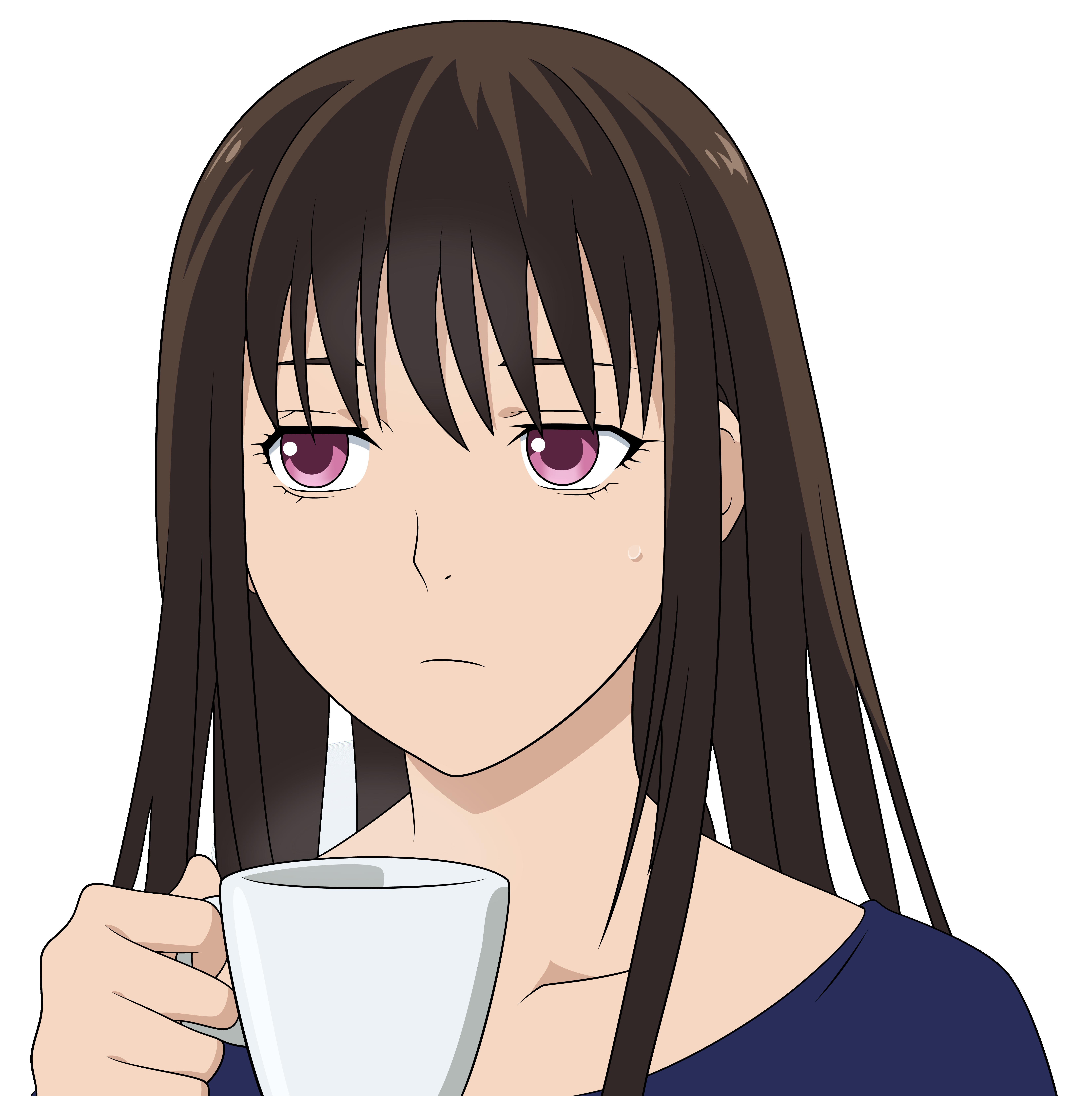 funny anime transparent: (Noitamina) Psycho Pass 2 Key Visual (Autumn 2014) : Anime