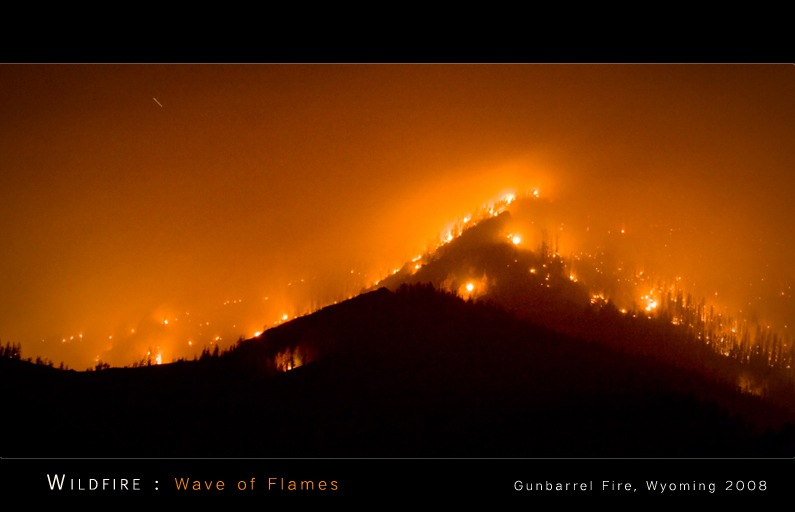 Wildfire: Wave of flame by 2xreavis
