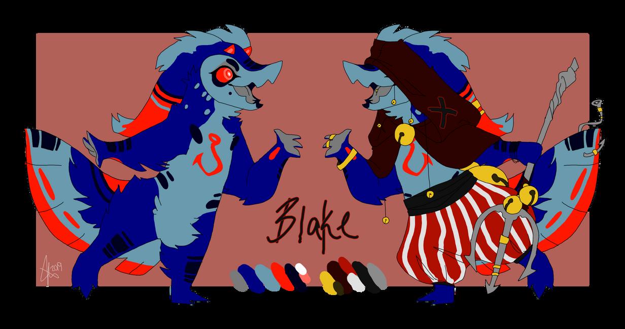 Blake - Puddi MYO by Un-explainable