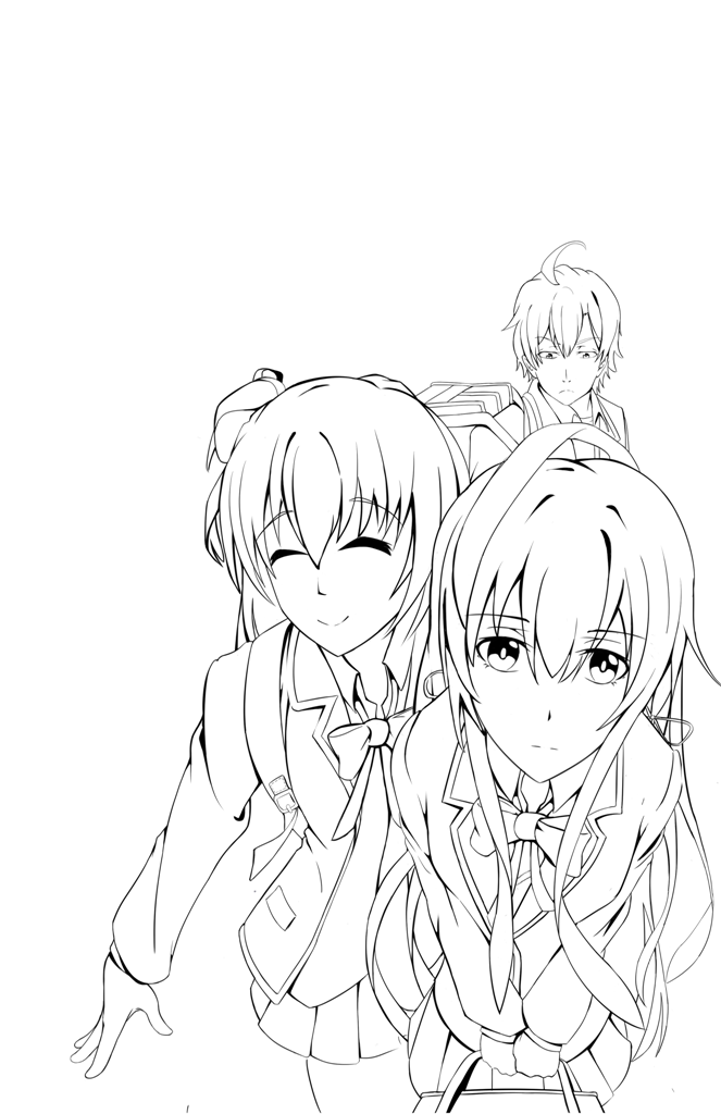 My Teen Romantic Comedy SNAFU Too by Tefrin