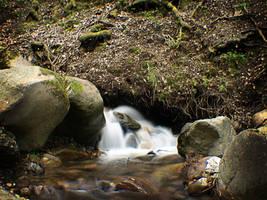 Falling waters by somethingunuasul